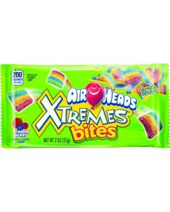 AirHeads - Xtreme Bites Candy- 18ct/2 oz Bag