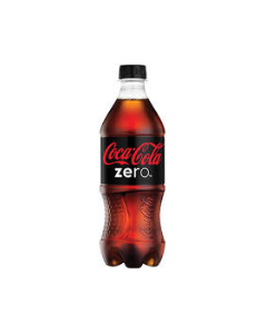 Coke Zero - 24/20 oz plastic bottles