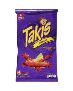 Takis - Fuego Chips - 12/10 oz bags
