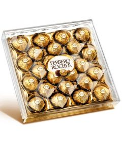 Ferrero Rocher - Christmas Collection, 24 piece Diamond