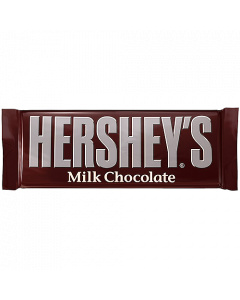 Hershey's - Milk Chocolate Bar - 1.55 oz/36ct
