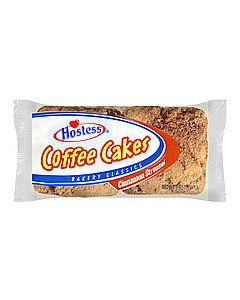 Hostess - Coffee Cake - 2.89 Oz