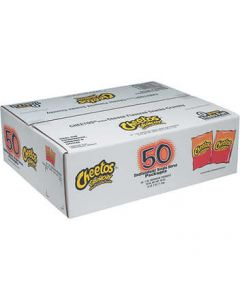 Cheetos - Original Crunchy - 50/1.0 oz