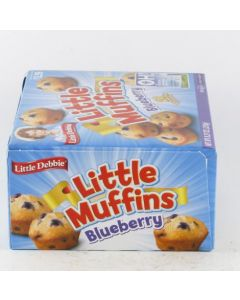 Little Debbie - Little Blueberry Muffins - 5/8 oz