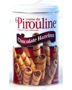 Pirouline - Chocolate Hazelnut Rolled Wafers - 6/3.25 oz