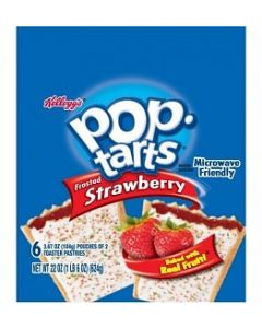 Pop-Tarts - Frosted Strawberry - 6 ct