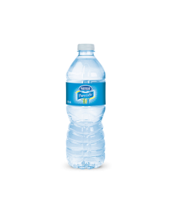 Nestle Pure Life - Purified Water - 35/0.5L plastic bottles