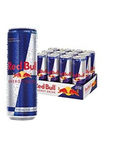 Red Bull Energy Drink - 12/16 oz cans