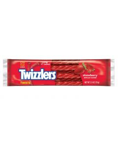 Twizzlers - Strawberry Bar - 18/2.5 oz