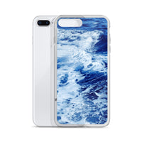 SEASHELL & BELL Waves iPhone Case