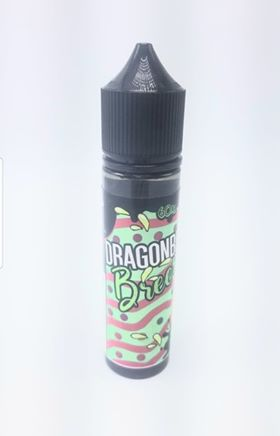 Dragonberry Breeze 60ml (Menthol)