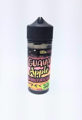 Guava Apple Watermelon