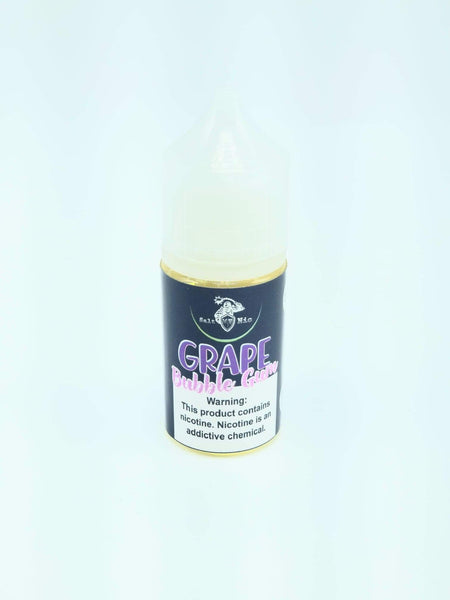 Salt Nic Grape Bubble Gum