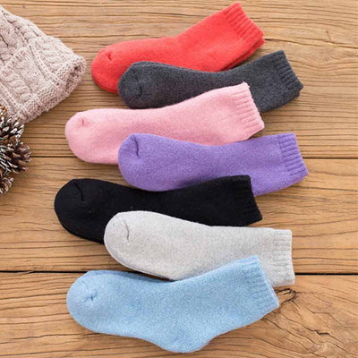 Cashmere Soft Warm Thicken Velvet Floor Socks