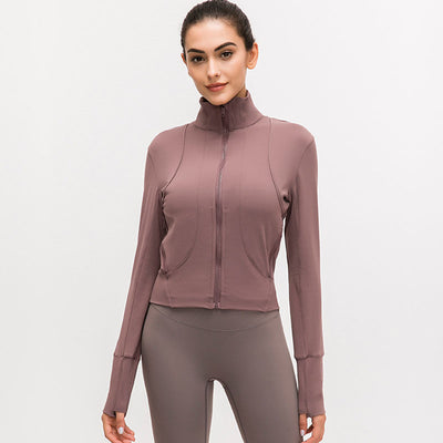Women Fitness Sport Jacket