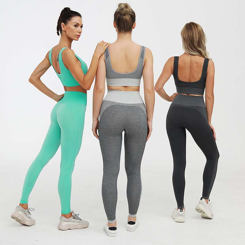Women Seamless Set Sports Wear