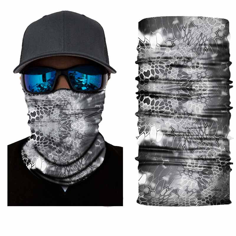 Skull Balaclava Magic Scarf Mask