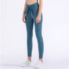 High Waist Pants Bow Tie Leggings