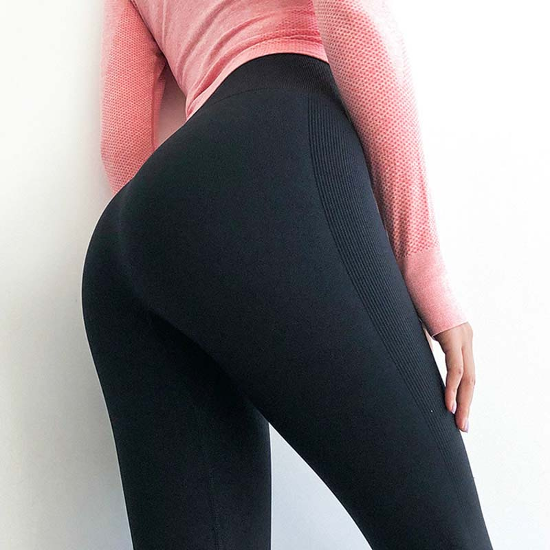 Women High Waist Workout Leggings