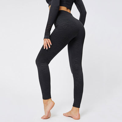 New Leopard Seamless Push Up Leggings