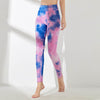 High Waist Push Up Leggings Multicolor