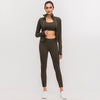 Women Fitness Sport Jacket-Green