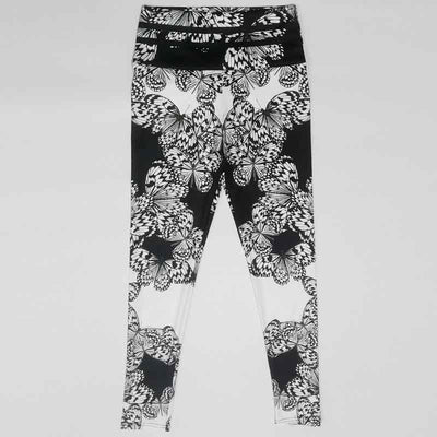 Women Butterfly Printing Leggings