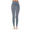 Yoga Sporting Seamless Leggings -Blue Gray