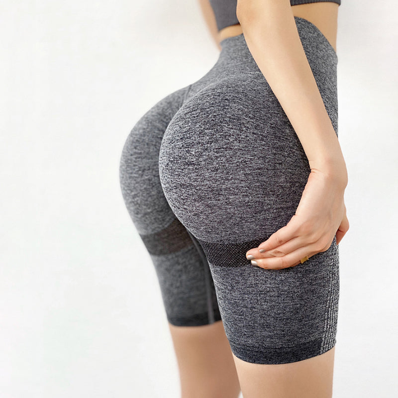 Women Seamless Sport Shorts