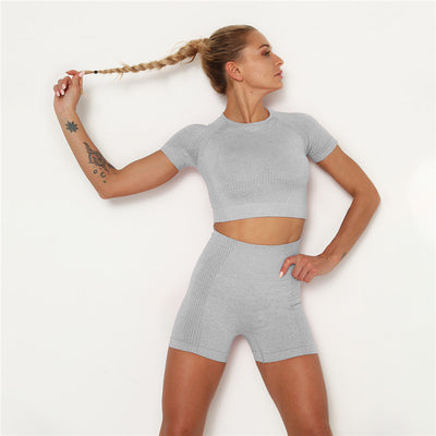 Seamless Workout Gym 2 Piece Set