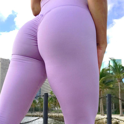 Women High Waist Leggings 9 Colors