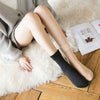 Winter Warm Thicken Thermal Wool Socks - Black - Kahaki