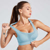 Sexy Shockproof Sports Bra Professional - Blue