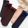 Winter Warm Thicken Thermal Wool Socks - Blue - Kahaki - Black