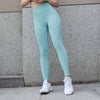 Ulsfaar Workout Seamless Leggings - Blue