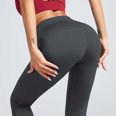 Workout Sport Training Yoga Pants - Gray