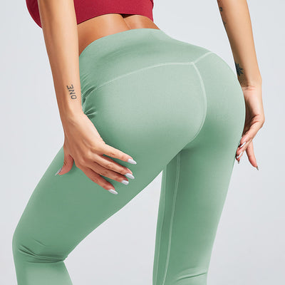 Workout Sport Training Yoga Pants - Green