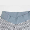 Mesh Push Up Summer Shorts - Light Gray