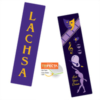 "3 LACHSA 9""x12"" Folders and 2 Collectible Bookmarks"
