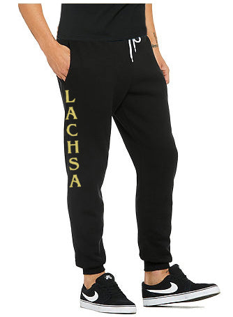 Sweatpants - Metallic Gold