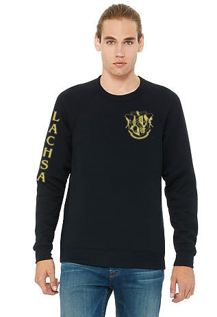Fleece Drop Shoulder Sweatshirt
