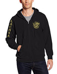 Full-Zip Hooded Sweatshirt