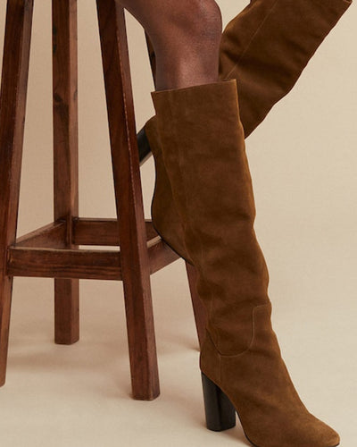 8 Brown Fall Boots That You Should Add To Your Cart Immediately