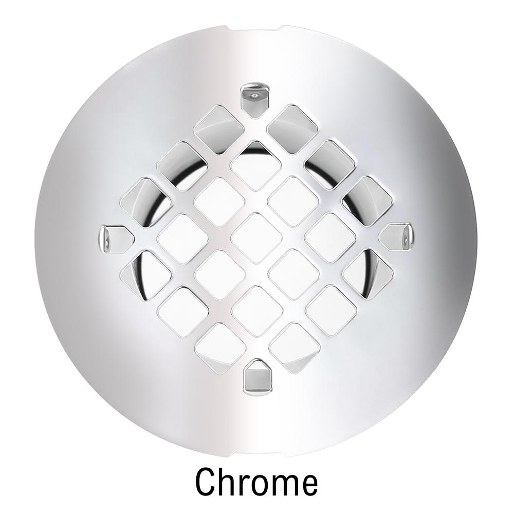 Decorative Shower Drain Grates