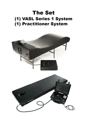 Vibroacoustic Sound Lounge (VASL) Set - Standard