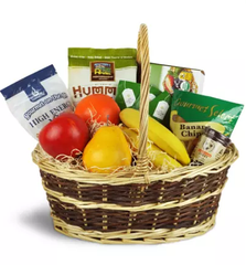 Givopoly ottawa mother's day health nut gift basket