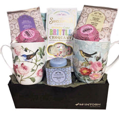 Givopoly ottawa mother's day tea gift basket