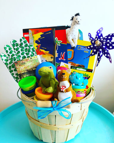 Basket full of Fun (4-7 year olds)