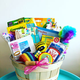 Basket full of Fun (7-12 year olds)