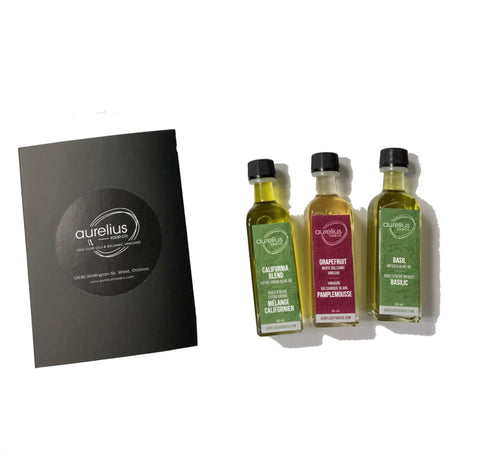 Elegant 3 Pack Mini: Salad Lovers